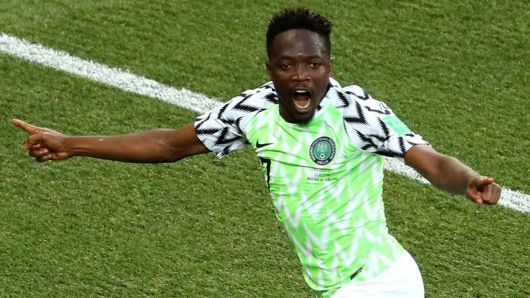 FIFA Shortlist Musa For Russia 2018 Best Goal - Latest football news in  Nigeria