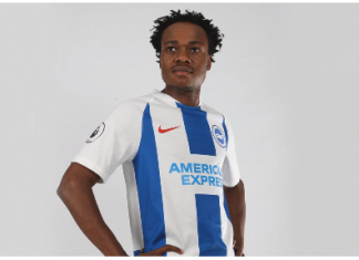 Percy Tau, Brighton and Hove Albion