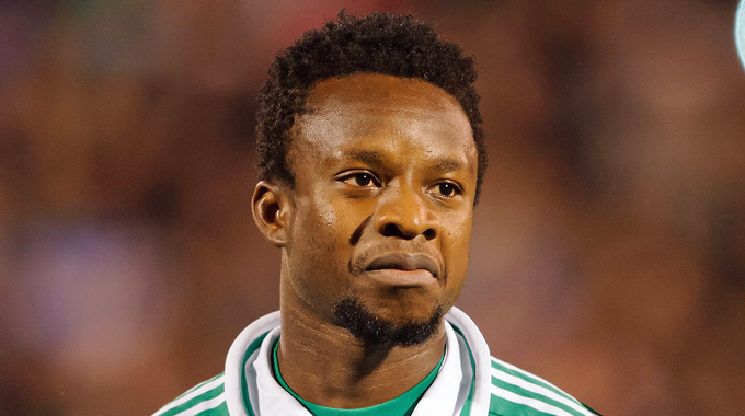 Onazi back in action after long injury lay off