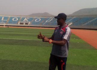 Former ABS FC and Kogi United head coach, Yomi Elijah