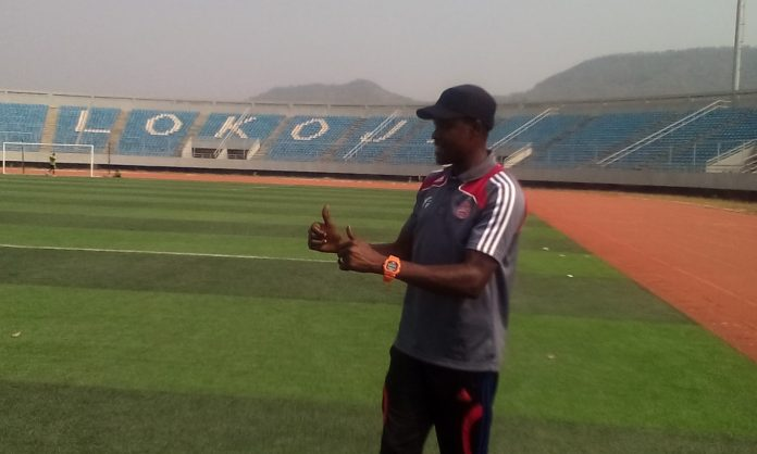 Former ABS FC and Kogi United head coach, Yomi Elijah