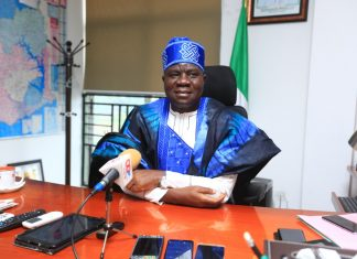 Nigeria High Commissioner to Ghana Ambassador Olufemi Michael Abikoye