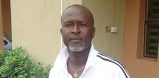 Bendel Insurance of Benin head coach Baldwin Bazuaye