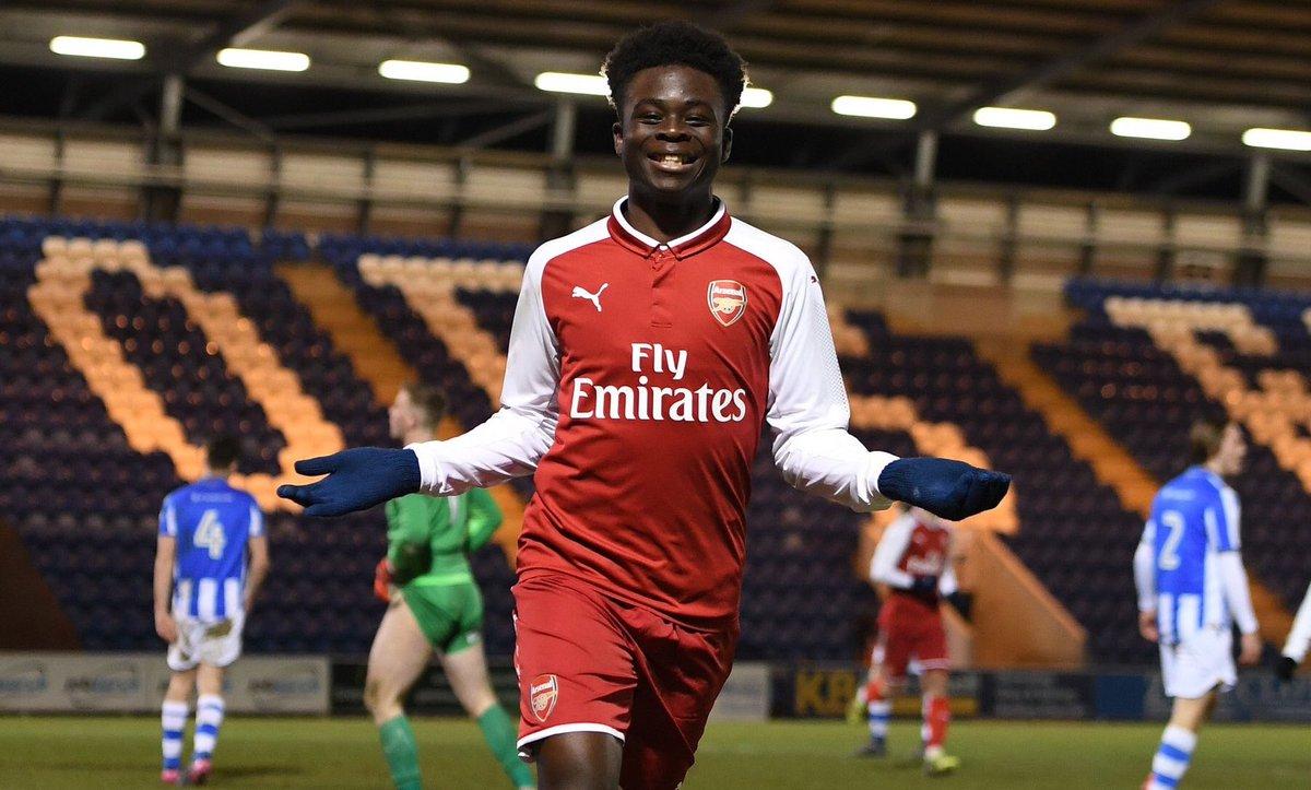 Saka Gains Fresh Accolades From Unai Emery - Latest football news ...