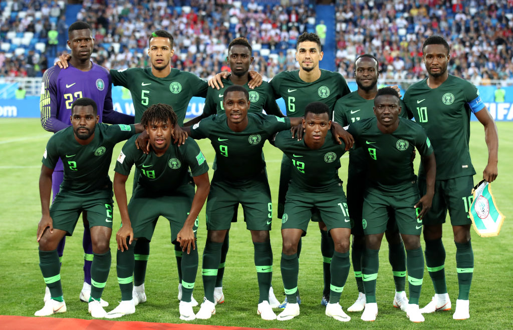 c31b5fdf AHEAD OF AFCON 2019 SUPER EAGLES PLAYERS IN GOOD FORM -Bewarang ...