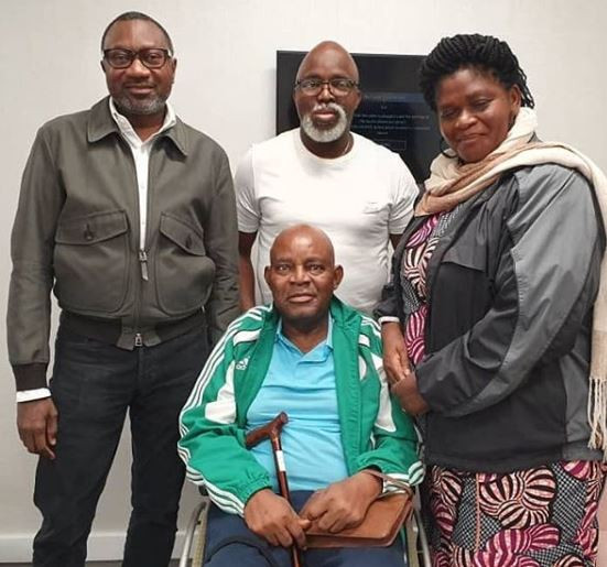 Nigerian billionaire businessman, Femi Otedola, has rented a 6-Bedroom apartment for recuperating Christian Chukwu in London.