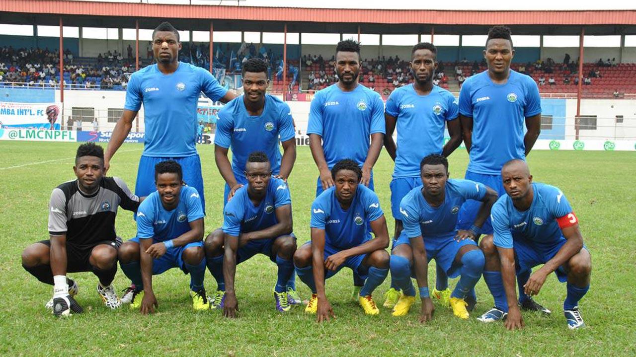 Champions League: Enyimba trounce Rahimo to progress, Pillars ...