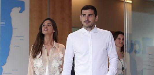 Football Legend, Iker Casillas' Wife Reveals She's Battling Ovarian Cancer
