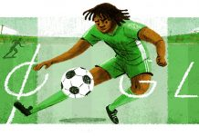 Google Celebrates Samuel Okwaraji's 55th Birthday With Doodle