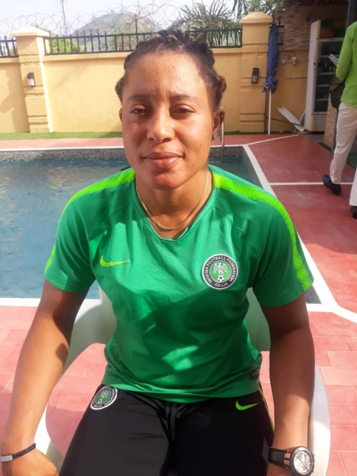 Exclusive Interview With Super Falcons Goalkeeper Tochukwu Oluehi