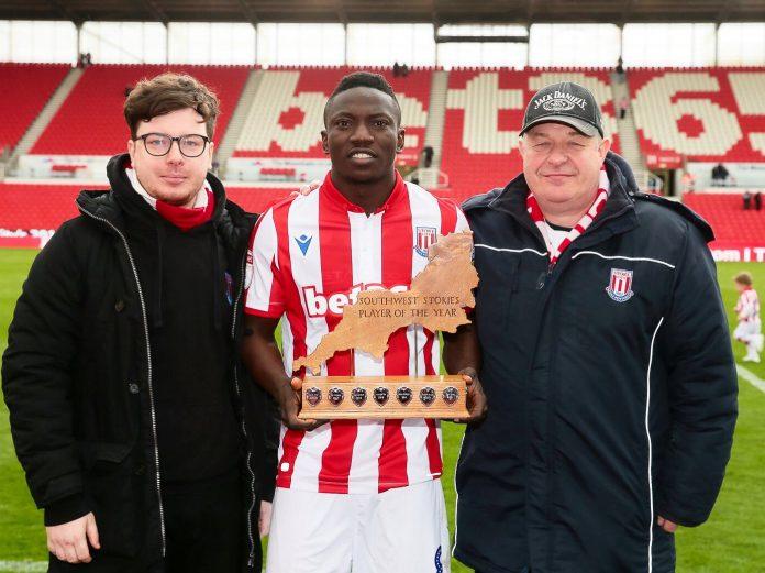Super Eagles midfielder, Oghenekaro Etebo