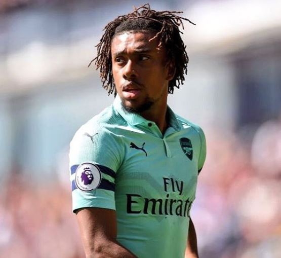 Image result for iwobi everton