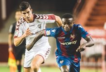 """We Need A Point In Girona This Weekend To Be Save"" - Moses Simon"