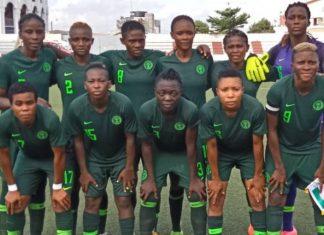 President Buhari Congratulates Super Falcons For Winning WAFU Women's Cup