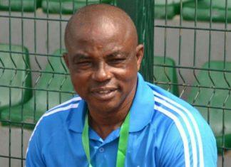 Osun United head coach, David Samson Unuanel