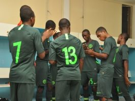 NFF drums for support for Eagles ahead of the AFCON