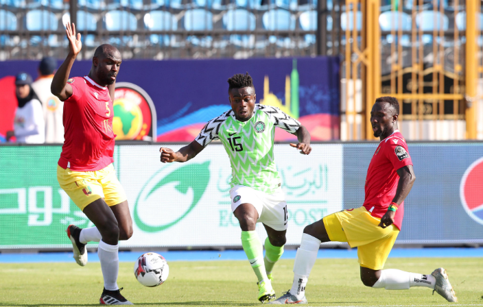 Africa Cup Of Nations Report: Madagascar v Nigeria 30 June 2019