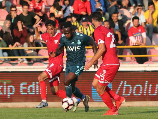 Victor Moses Scores In Fenerbahce Pre-season Win