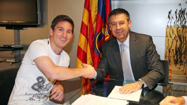 Messi Has Clause In Contract To Leave Barcelona After Each Season