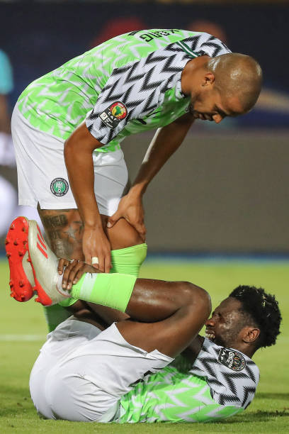 Image result for images of Ola Aina suffers domestic injury, ruled out of Brazil friendly