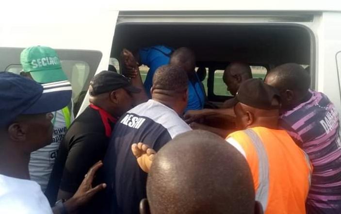 Nigeria: Un footballeur s'effondre et meurt sur le terrain pendant un match